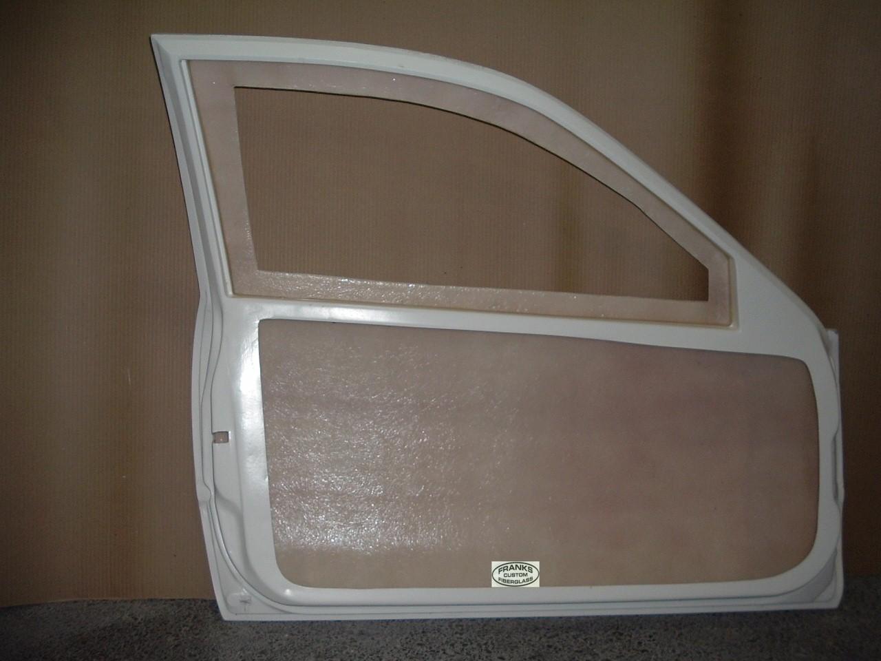 960 #3E342A 92 95 Civic Door Inside View save image Custom Fiberglass Doors 45971280